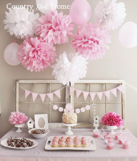 COUNTRY GIRL HOME Baby girl 1st Birthday Birthday ideas
