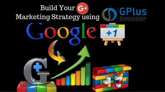 start marketing with G+ using Gplusdominator