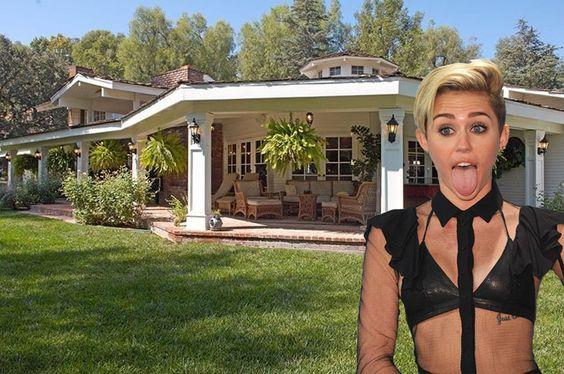 Here's Miley Cyrus's Huge New Ranch/Vineyard in Hidden Hills -