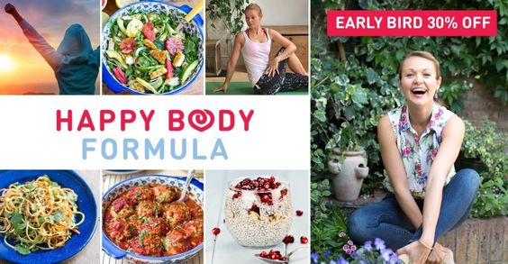 Make your health a priority this spring and build life-long healthy habits with The Happy Body Formula Paleo Challenge! http://thepaleovangelist.com/join-happy-body-formula-paleo-challenge/