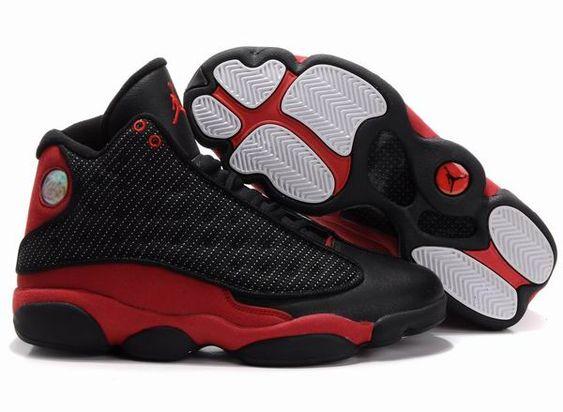 salomon pas de mission xr cher - Air Jordan 13 Retro Shoes Black Red   Air Jordan 13 Retro ...