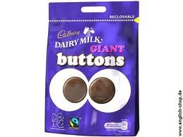 Appear to eat to many cadbury giant buttons when studying. Oops