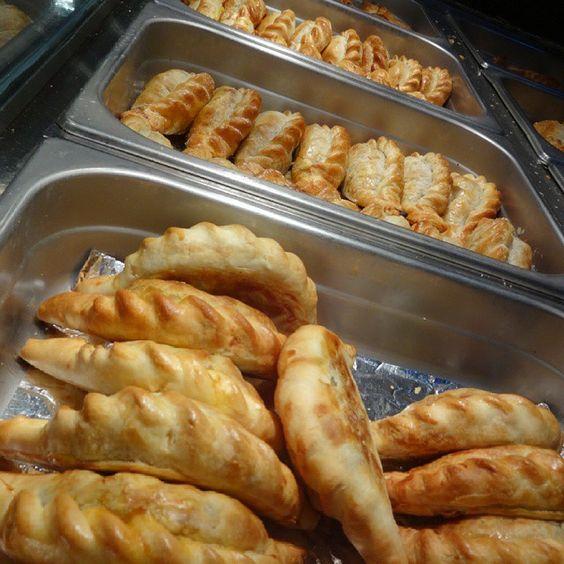 Fresh batch of empanadas ready to go!! #empanadas #Argentina #lunch #nahuen