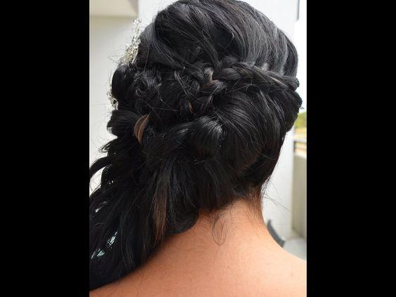 Weddings,braids,curls.brides.