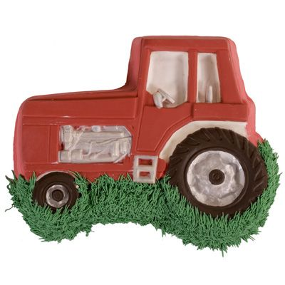 Dad a farmer? Tractor-puller? Just loves the country? Make a tractor cake! #fathersday