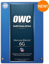 "OWC SSD upgrade would make my 24""imac go vroom-vroom"