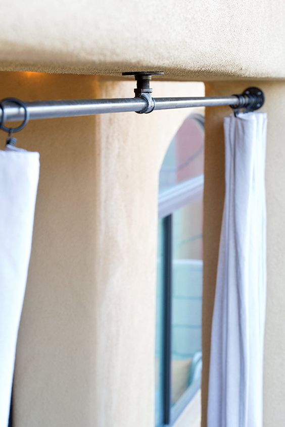 Low Maintenance Backyard Design Ideas The Home Depot Curtain Rods Backyards And Sprays