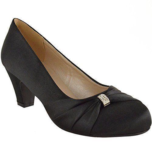 22447, Escarpins Femme, Noir (Black Patent), 38 EUTamaris
