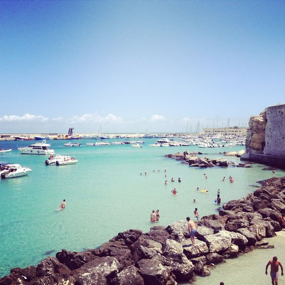 Gallipoli plage, Italia // Life is a DIY // blog lifestyle