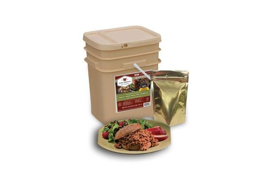 60 Serving Wise Meat Bucket | Off Grid By Design www.OffGridByDesign.com
