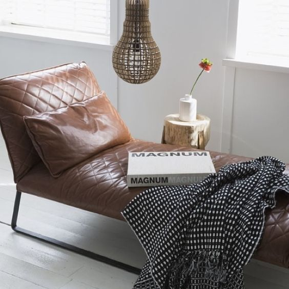 Furniture with style | #interiordesign #design #furniture #furnituredesign #leather #light #style