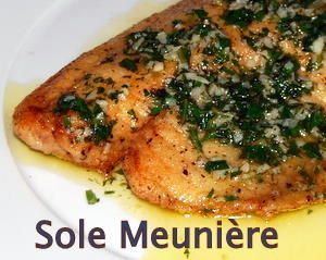 Sole meuniere the classic french recipe easy and for French fish recipes