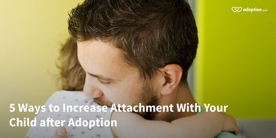 I would like to think that over the past nine years and three adopted children, I have learned a little something about attachment and connection.