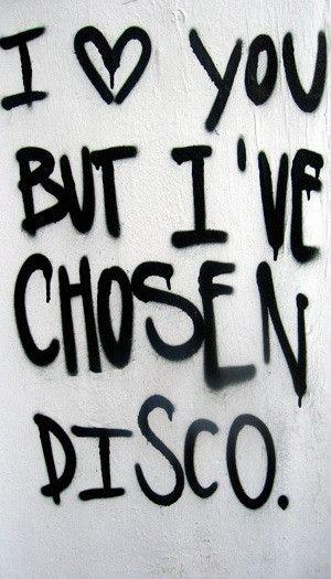 [][][] disco dear john