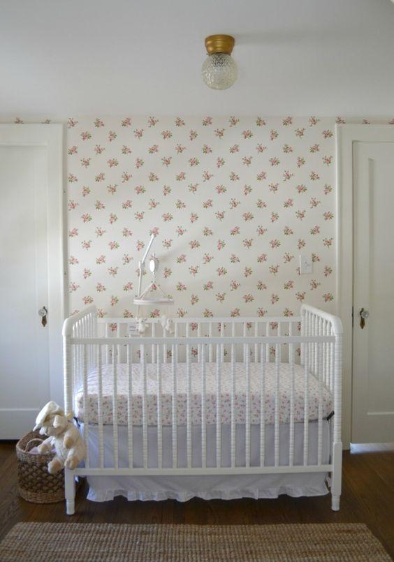 Scarlett S Wood Planked Nursery Chic Nursery Baby Nursery Themes Baby Nursery Decor