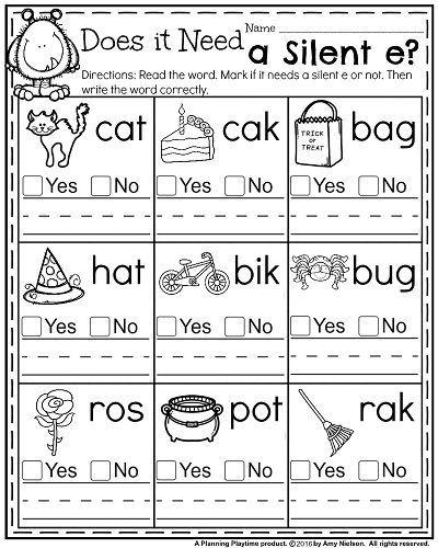 697 Best First Grade Worksheets Images On Pinterest Homeschool