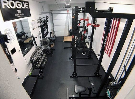 From Horse Stall Mats To Hardwood Carpet Tiles And Beyond Discover The Top 40 Best Home Gym Floor Ideas In 2020 Diy Home Gym Home Gym Flooring Gym Flooring Design