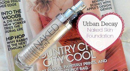 Urban Decay Naked Skin Foundation - #urbandecay #naked #skinfoundation #dreaminlace - bellashoot.com
