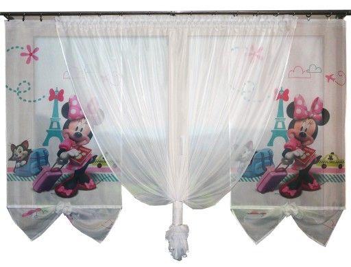 Producent Firanki Panele Zaslony Firany Do Kuchni 6586907935 Oficjalne Archiwum Allegro Home Decor Decor Curtains