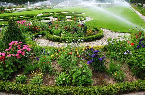 8 fotos de jardines, plantas y flores en primavera. | Imagenes ...