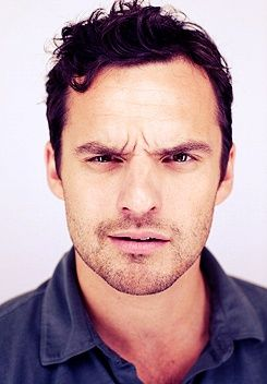Jake Johnson from New Girl! Just watched the kiss episode... super hot!