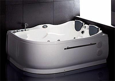 Corner Shower Stalls Bath Tubs And Jetted Bathtub On Pinterest