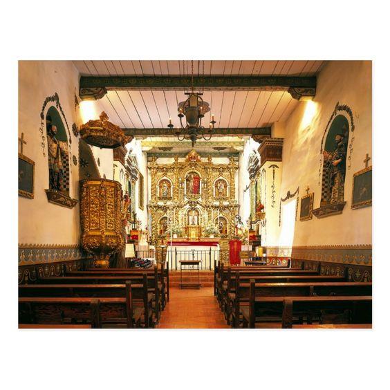 Mission San Juan Capistrano California Postcard Zazzle Com Mission San Juan Capistrano California Postcard San Juan Capistrano