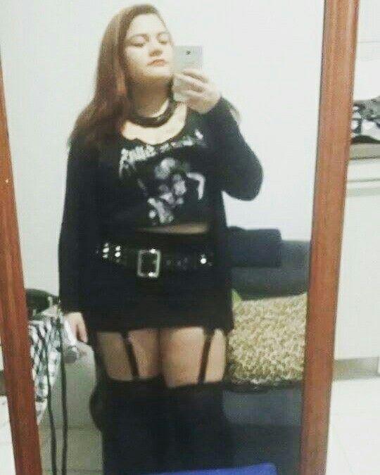Cinta-liga, Plus size, Black metal,  Sohayla, Me