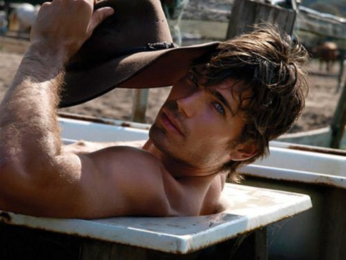 well hellooo cowboy ;)