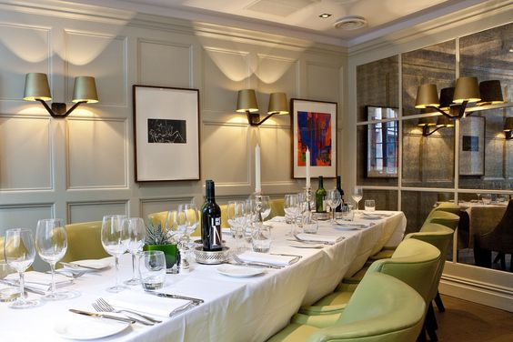 Chiswell Street Dining Rooms  Chiswell Street  Pinterest Entrancing The Chiswell Street Dining Rooms Review