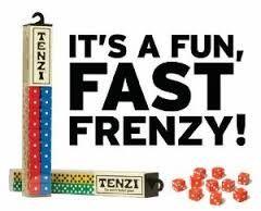 Tenzi Dice Game #963318 $19.99 SOLD OUT www.lambertpaint.com