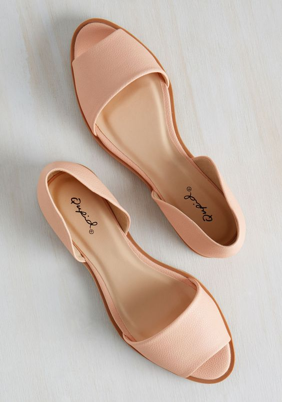 Brilliant Summer Flat Shoes