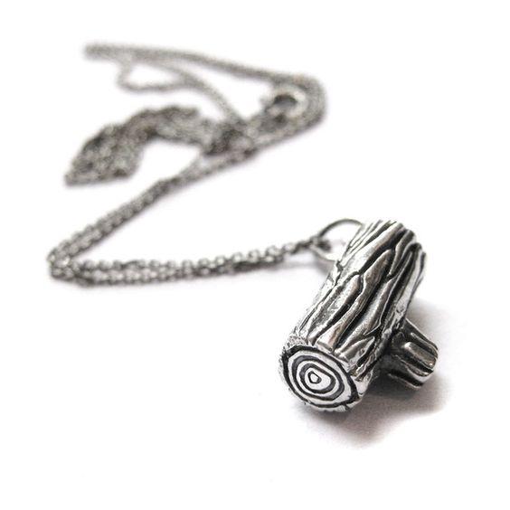 Stump Necklace