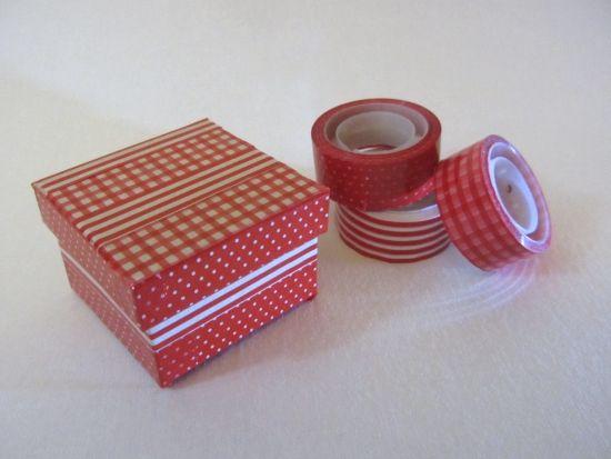 DIY Masking Tape Idea