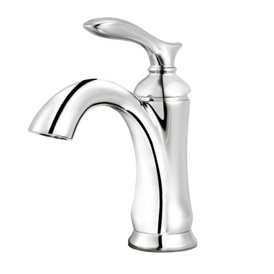 Pfister Bathroom Sink Faucet Lf 042 Vrcc Verano Polished Chrome 1
