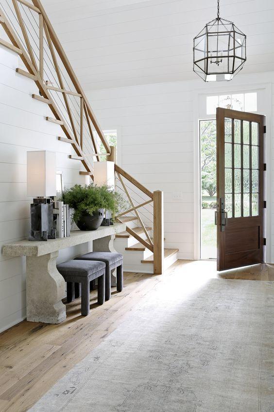 Fresh Entrance Home Decor