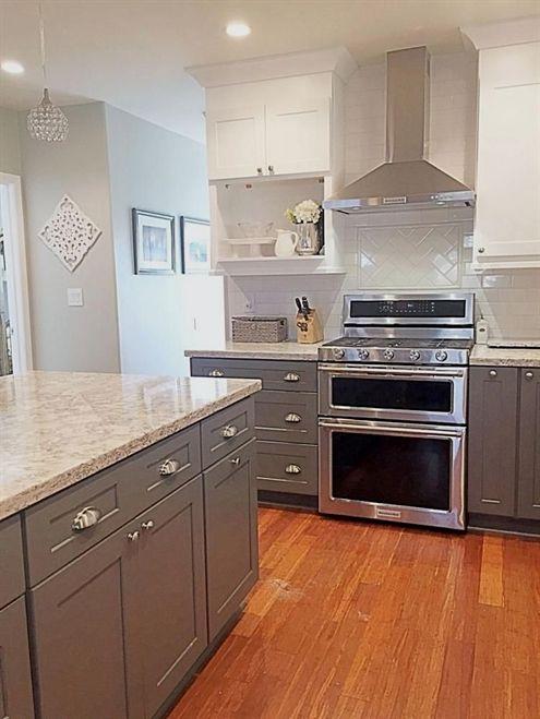 Whitekitchens Home Depot Kitchen Grey Kitchen Cabinets New