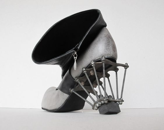 shoes by japanese shoe designer kei kagami.