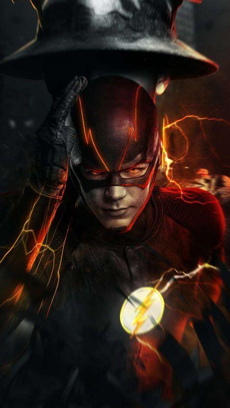 Flash Season 5 Sub Indo : flash, season, Flash, IPhone, Wallpaper, Flash,, Wallpaper,, Season