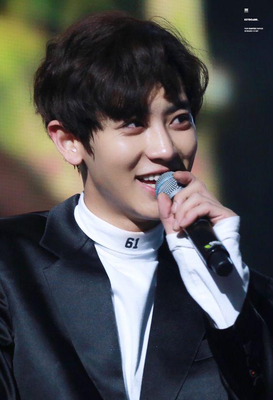 161101 #CHANYEOL at SBS POWER FM 20th Anniversary_3 Cr.KeyBoard1127