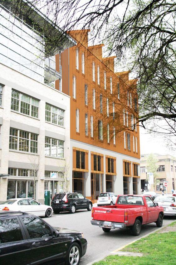 Portland Culinary Institute | Jasmine Frei | Archinect
