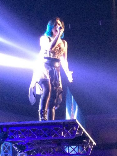 """DEMI: World Tour"": Sioux Falls, SD - 10.10.14"