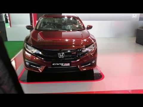 2020 Honda Civic Turbo Rs Interior Exterior Walk Around Video Youtube In 2020 Honda Civic Turbo Honda Civic Honda