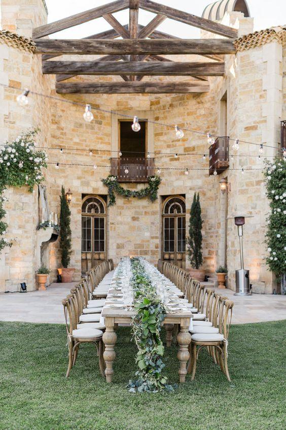 See Alyssa Campanella and Torrance Coombs's Regal Wedding Photos