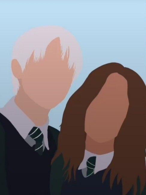 Draco Profile Pic Harry Potter Stickers Harry Potter Fan Art Hogwarts Artwork