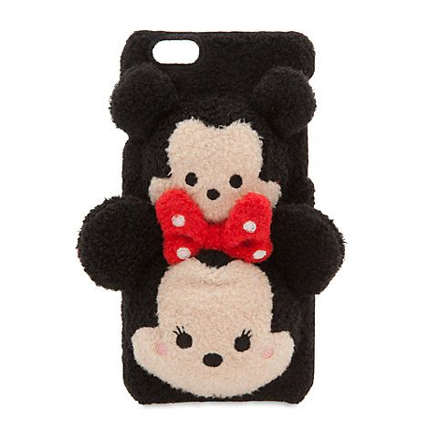 Micky und Minnie Maus - Disney Tsum Tsum Textil-Handygehäuse