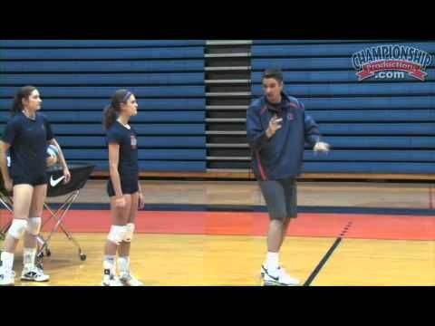 Score More Points With These Powerful Attack Techniques Youtube In 2020 Coaching Volleyball Volleyball Workout