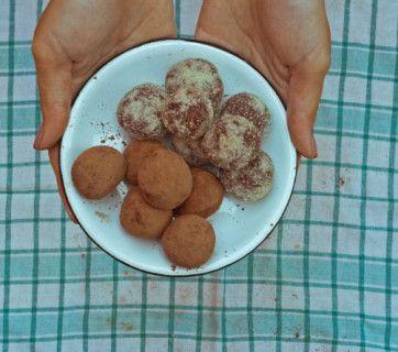 Trufas De Chocolate Com Apenas Dois Ingredientes | mode.fica | Um novo jeito de comunicar moda e estilo de vida.