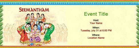 Baby Shower Invitation Cards Online India Beautiful Free