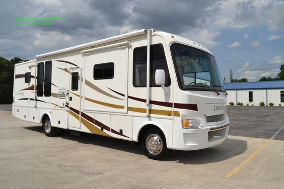 2008 Damon Daybreak 3135 Class A Motor Home Ford V10 Slides Video Low Miles Motorhome Buying An Rv Rv Camping Accessories